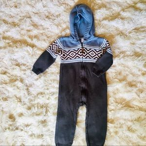 Carter's Sweater Knit One-Piece